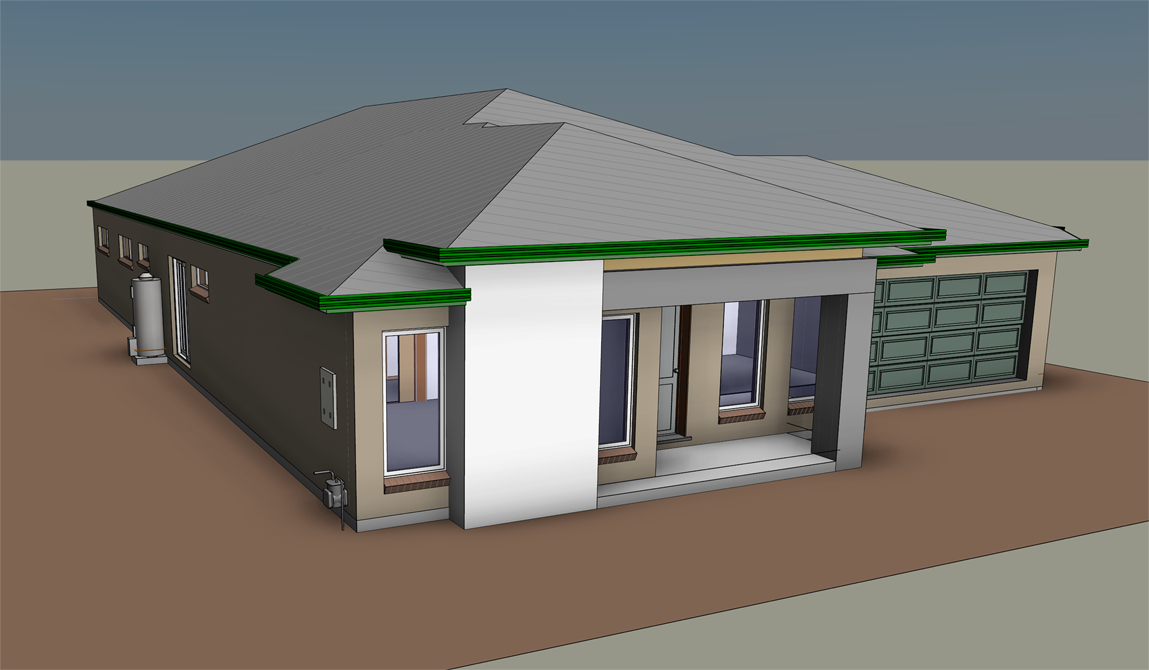 Architectural Modeling 3ds Max