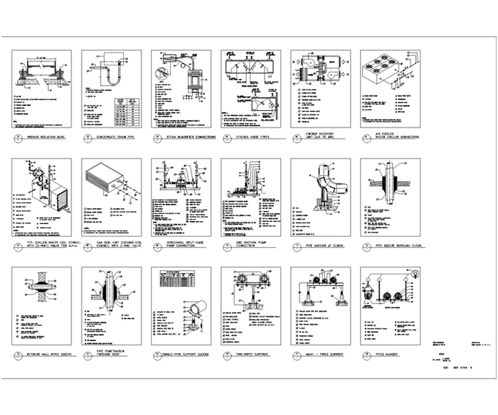 HVAC Drawing Examples  SmartDraw