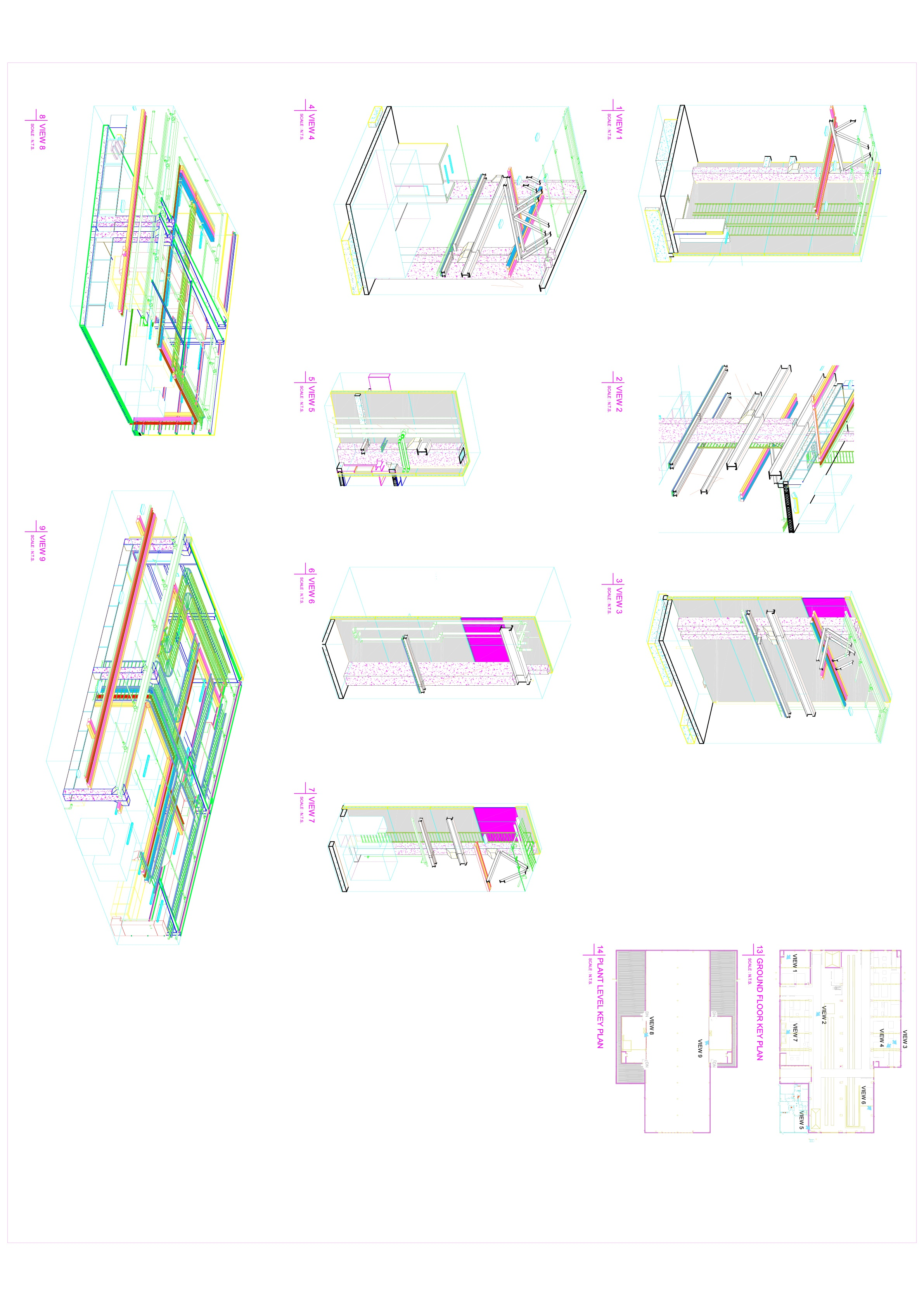 Cad Drafting And Designing Service In Indiaarchitecture Hvac Drawing Click Here For High Resolution